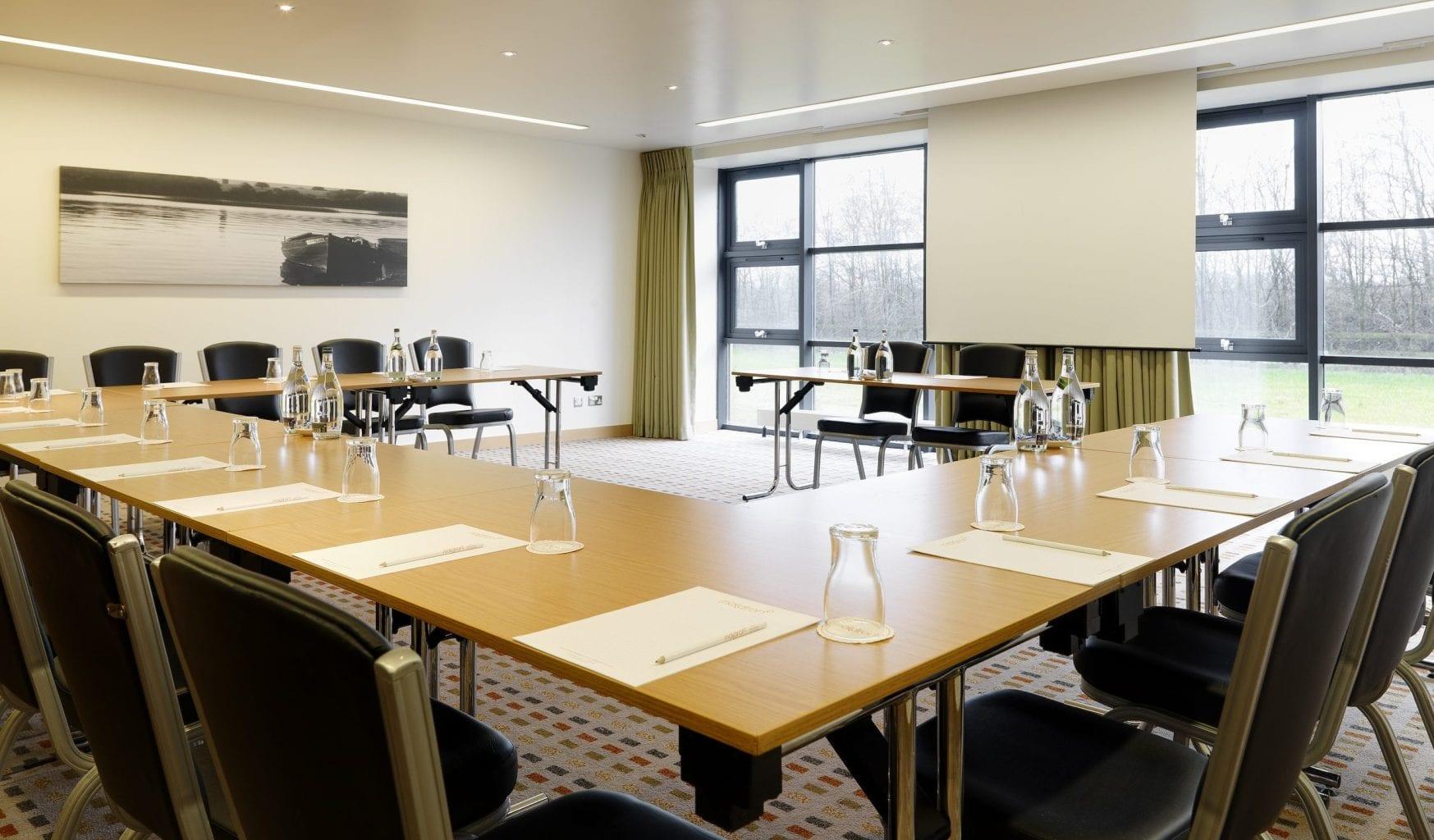 Maldron Hotel Portlaoise meeting room