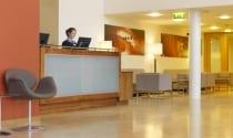 Maldron Hotel Portlaoise reception
