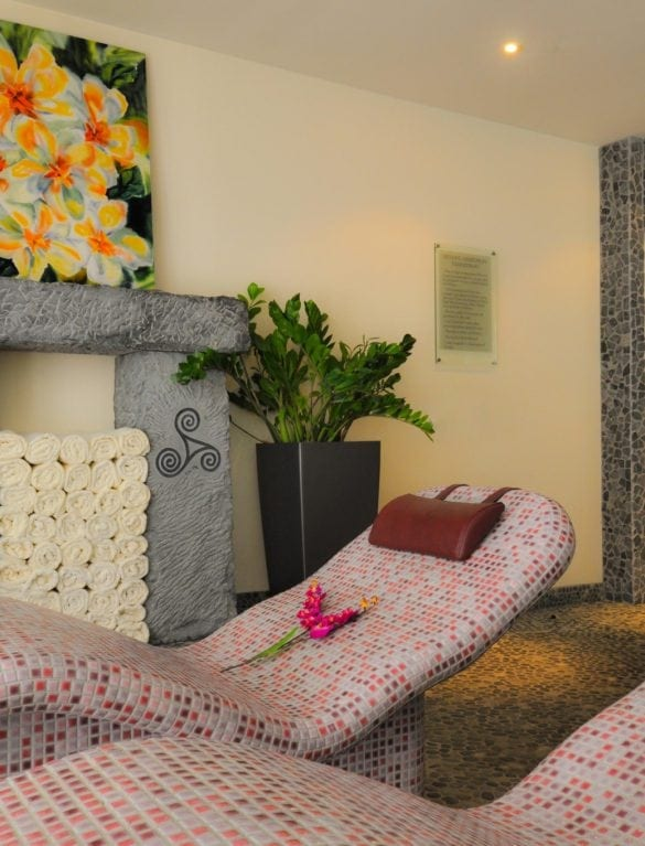 Maldron Hotel Sandy Road Galway spa (Thermal Suite)