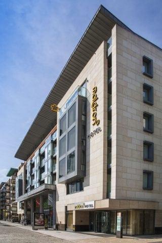 Maldron Hotel Smithfield Dublin (exterior)