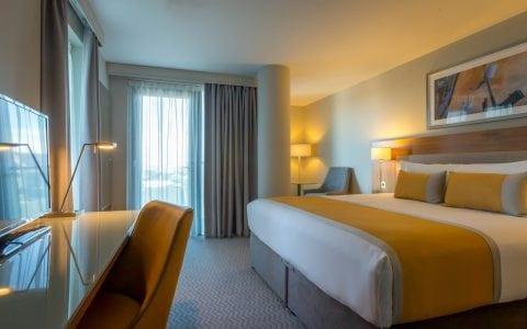 Maldron Hotel Smithfield Dublin Double Room