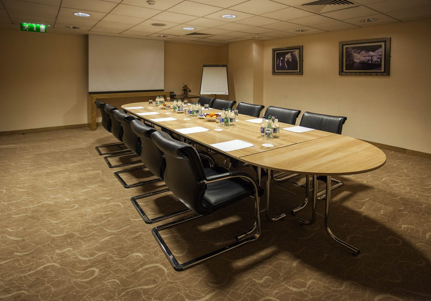 Maldron Hotel Smithfield Dublin meeting room