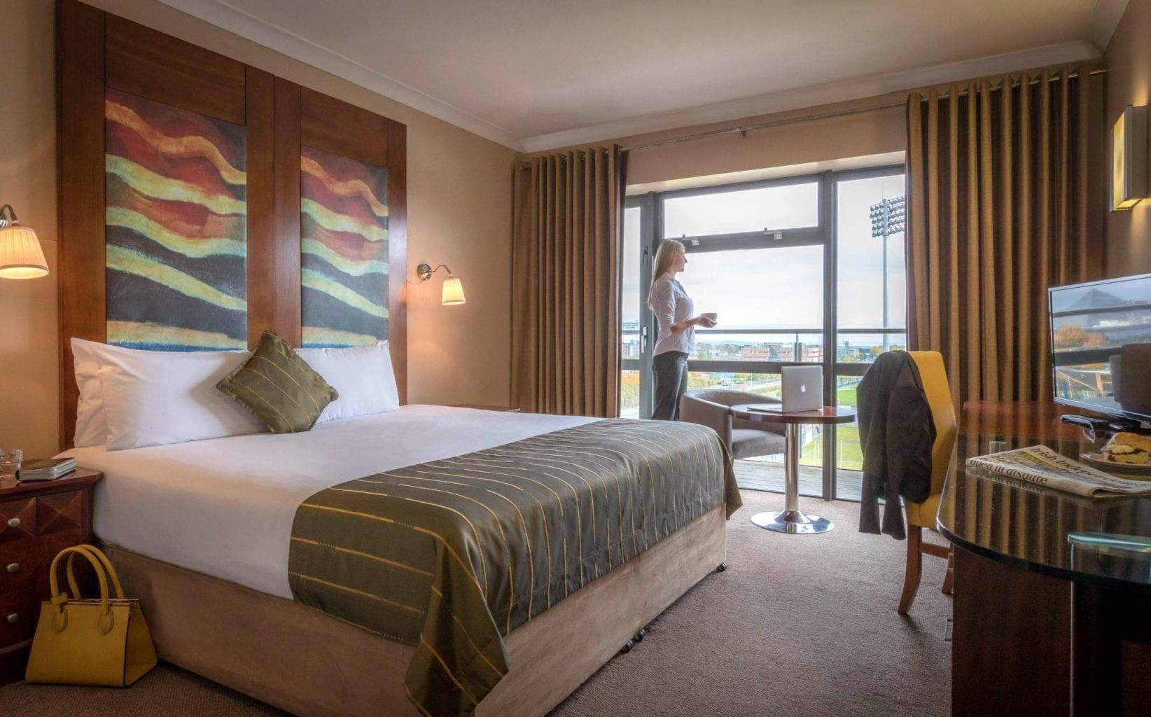 Maldron Hotel Tallaght Double Room