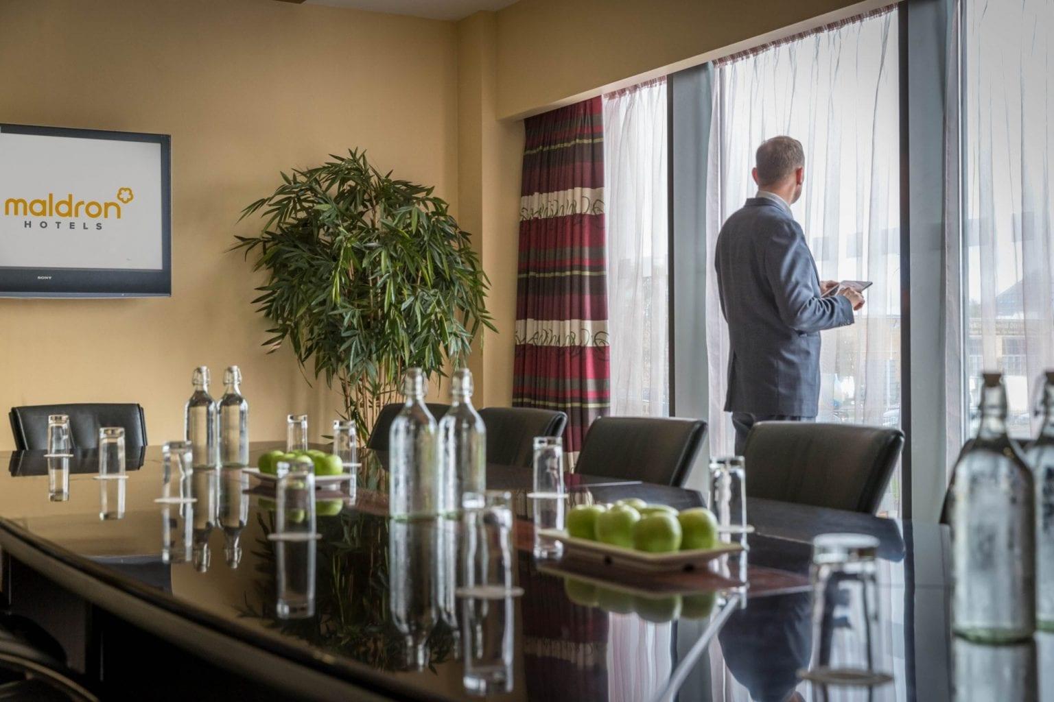 Maldron Hotel Tallaght meeting room