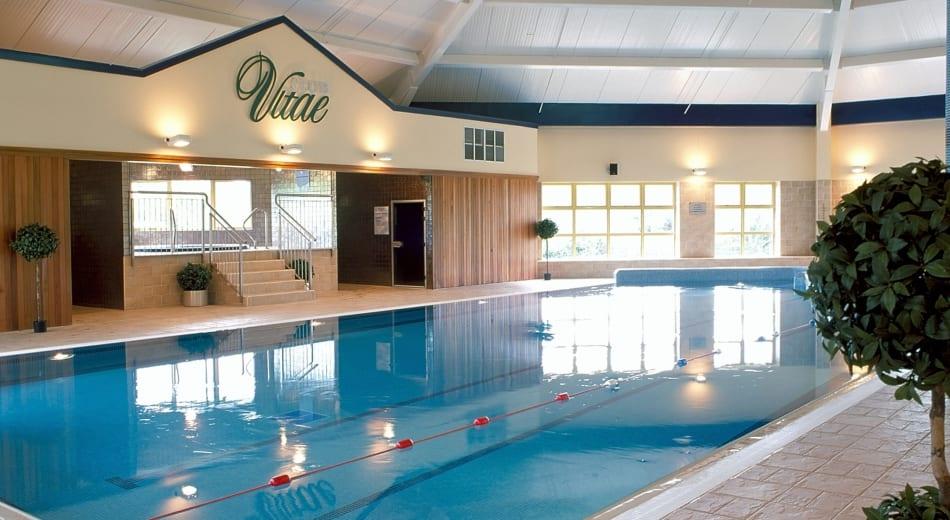 Maldron Hotel Wexford leisure centre swimming pool
