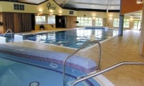 Maldron Hotel Wexford leisure centre with pool and childrens pool