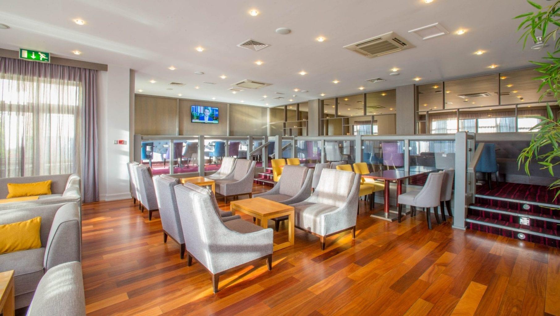 Maldron Hotel Wexford lounge bar