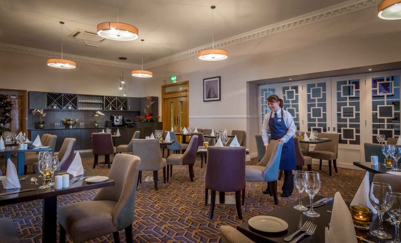 Maldron Hotel Cork Restaurant