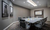 The Control Boardroom at Maldron Hotel Dublin Airport