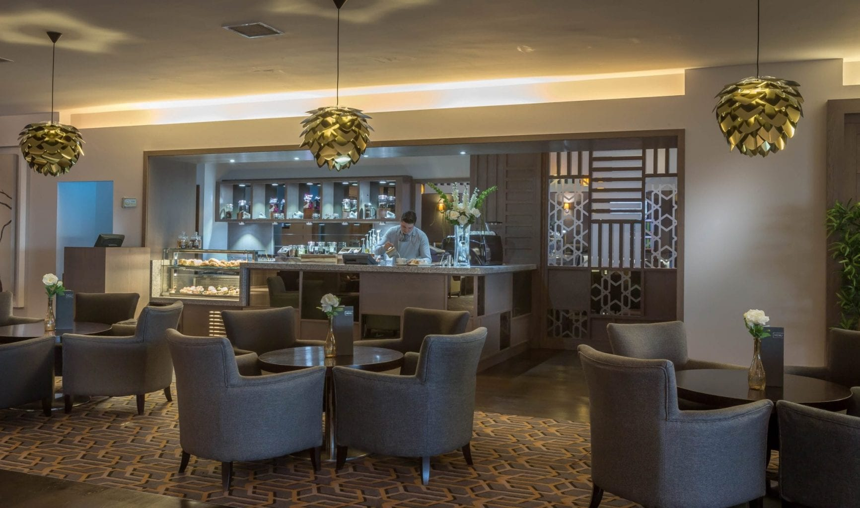 Enjoy Red Bean Roastery specialty coffee at Maldron Hotel Dublin Airport