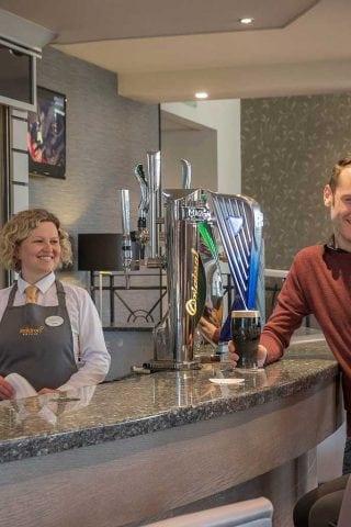 Maldron Hotel Belfast International Airport Bar