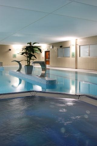 Maldron Hotel Tallaght swimming pool