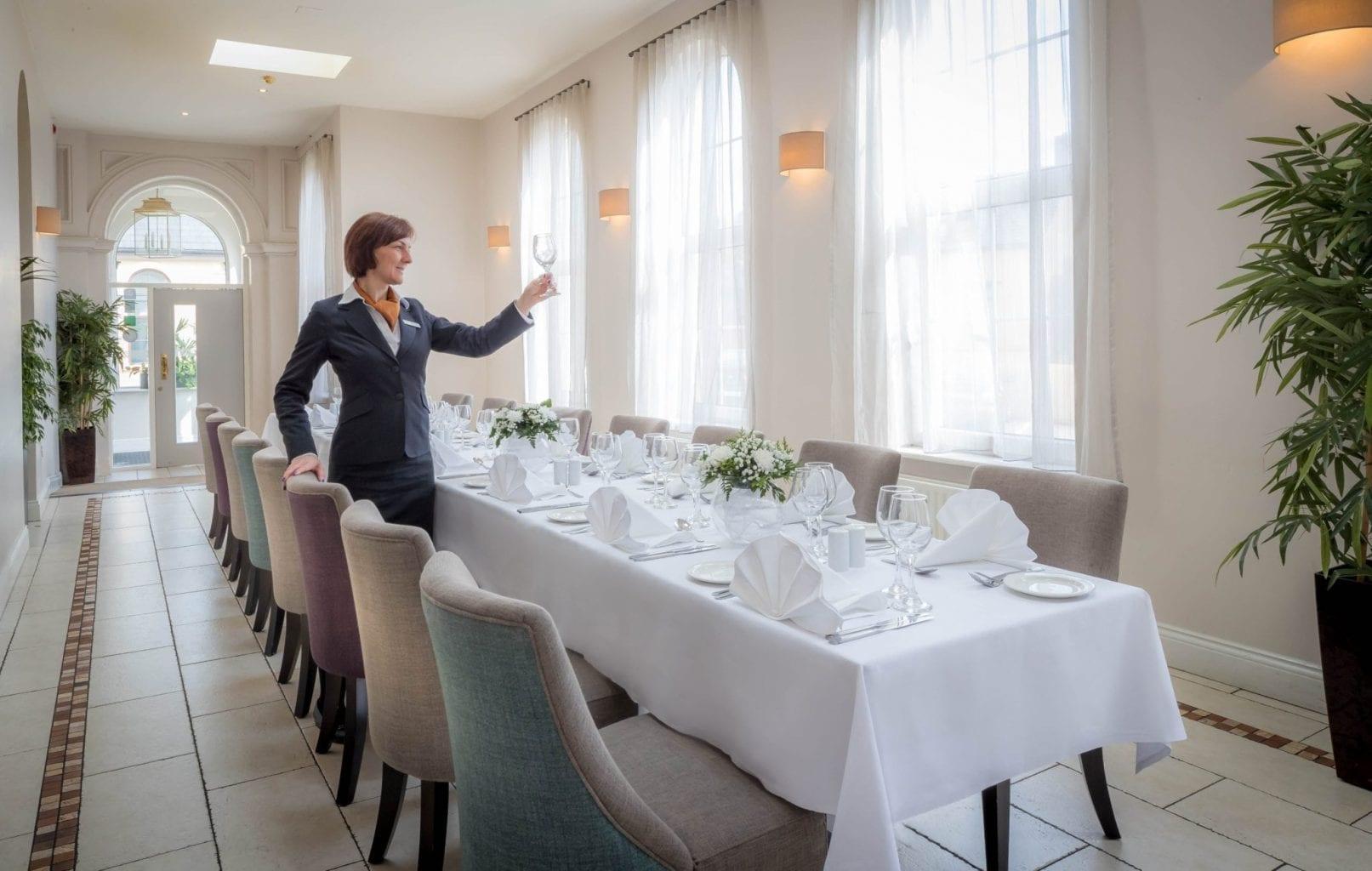 Celebrate special occasions private dining at Maldron Hotel Cork