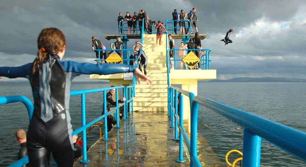 Salthill Pier Galway