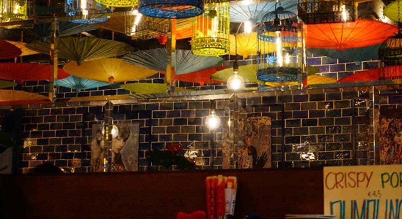 Umbrella Asian Tapas Galway