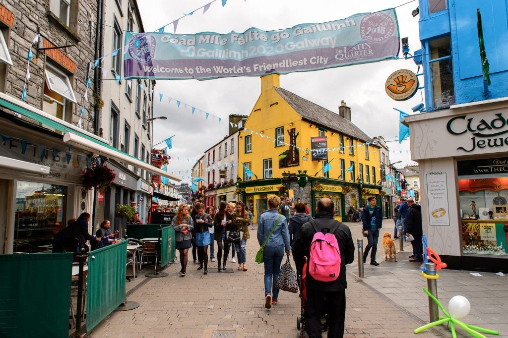 galway city tours