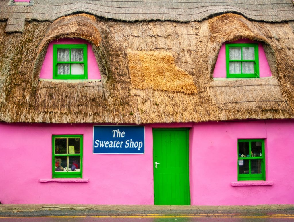tourist attractions in laois