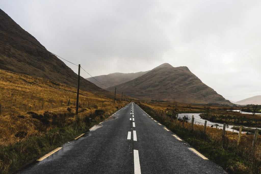 things to do outdoors in galway