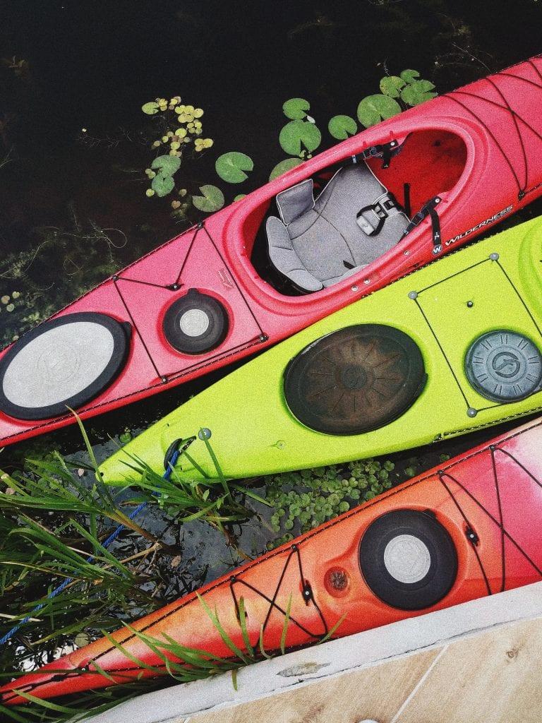 limerick kayak tours