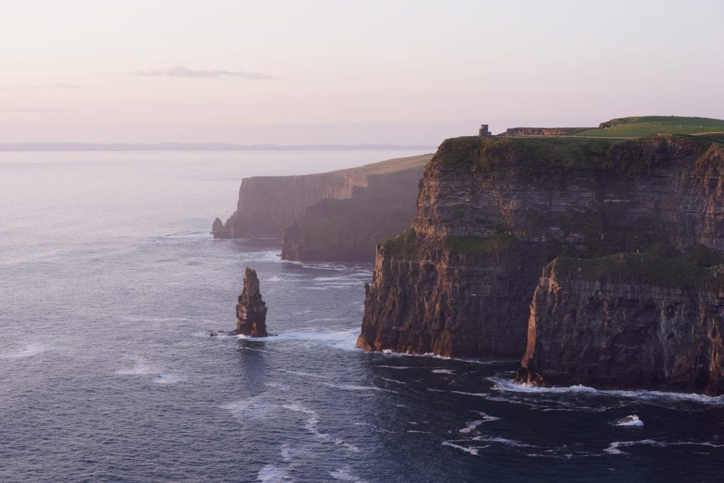 How do I get from Galway to Cliffs of Moher?
