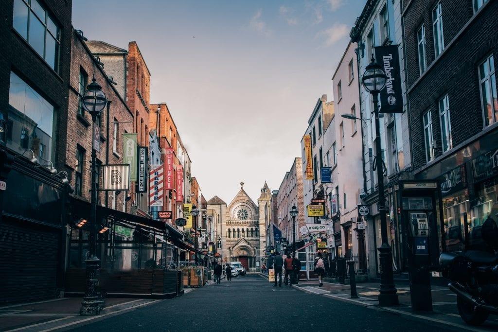 dublin historical sites