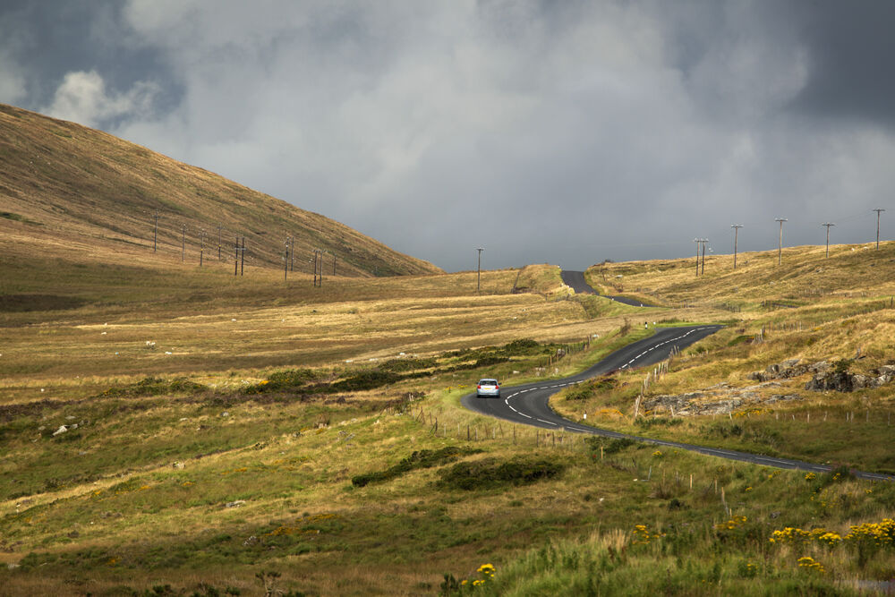 Mourne Mountains Ireland Content Pool