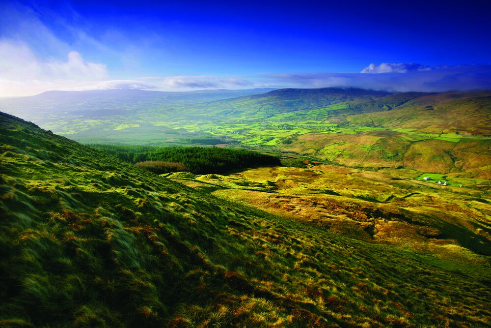 Sperrin Mountains Ireland Content Pool